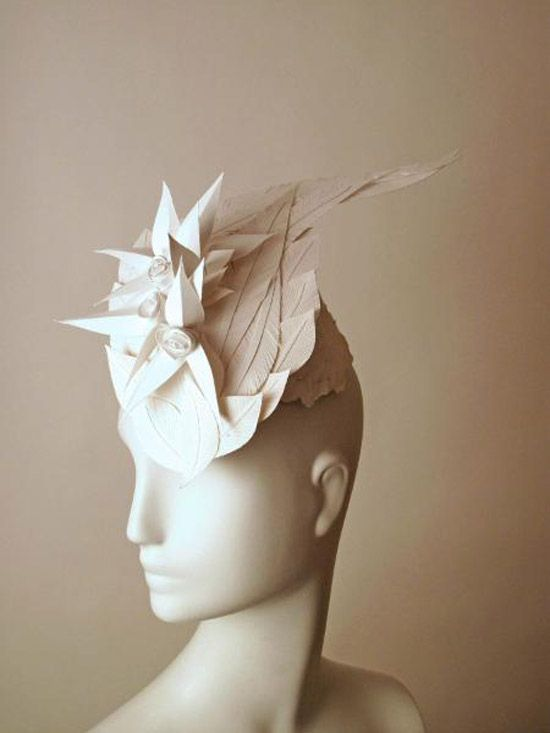 Paper hat..best one ive ever seen!