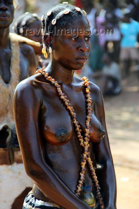 Beautiful Woman Guinea Guinea Bissau 120