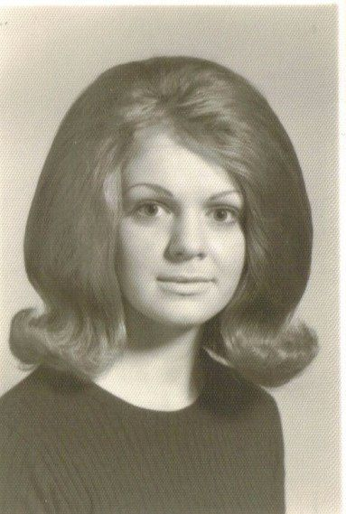 When Big Hair Roamed The Earth Yearbook Photo Big Hair