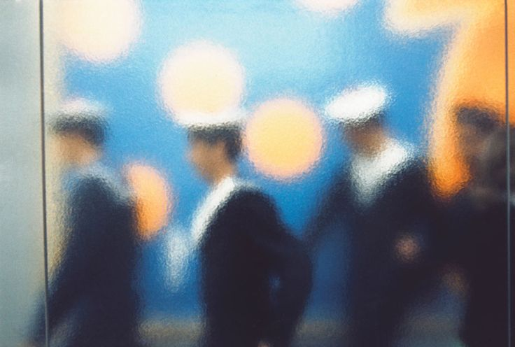 "Luigi Ghirri, Brest, 1972. Mostra ""Luigi Ghirri: Pensare per immagini"", al MAXXI di Roma"