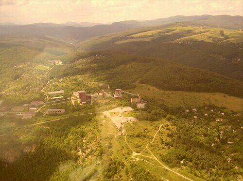 Košice-Magnezitova baňa Bankov(Košice-Magnesite mine Bankov)
