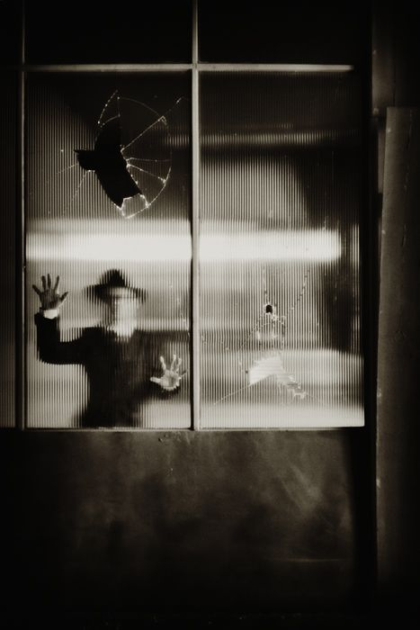 Behind The Cracked Screen: by Ralph Graef #Photography #Digital #People #Male #Exhibition