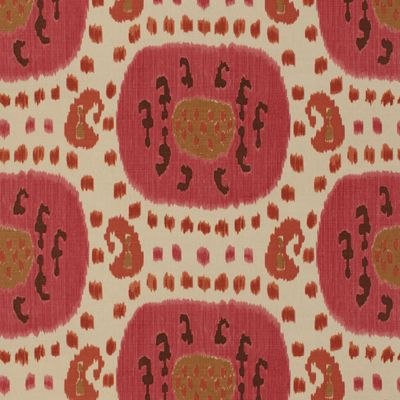 Brunschwig & Fils BR-71110  Samarkand Dusty Rose/Rust