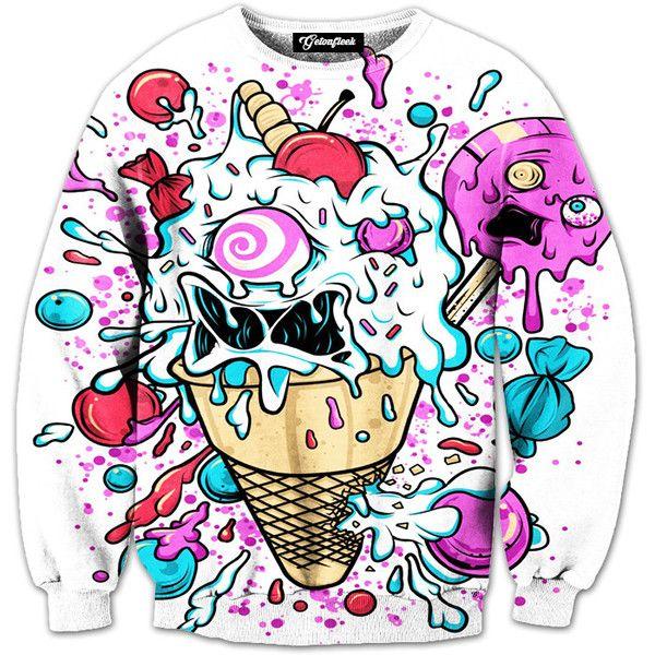 Acid Ice Cream Crewneck