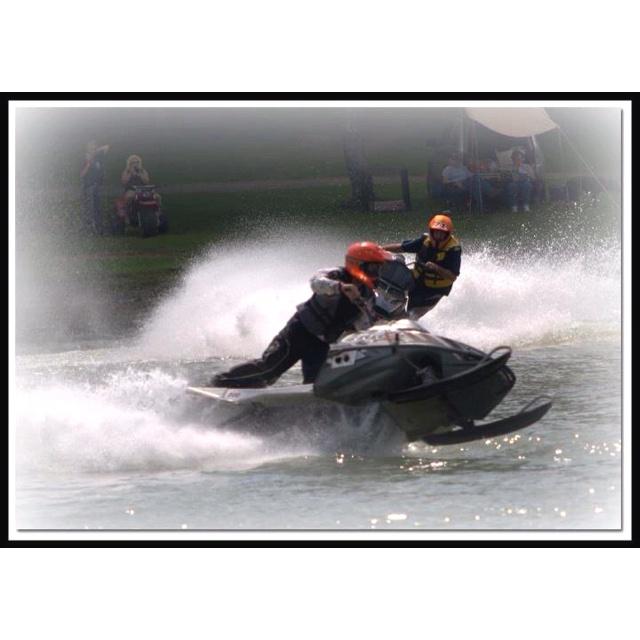 Watercross sports