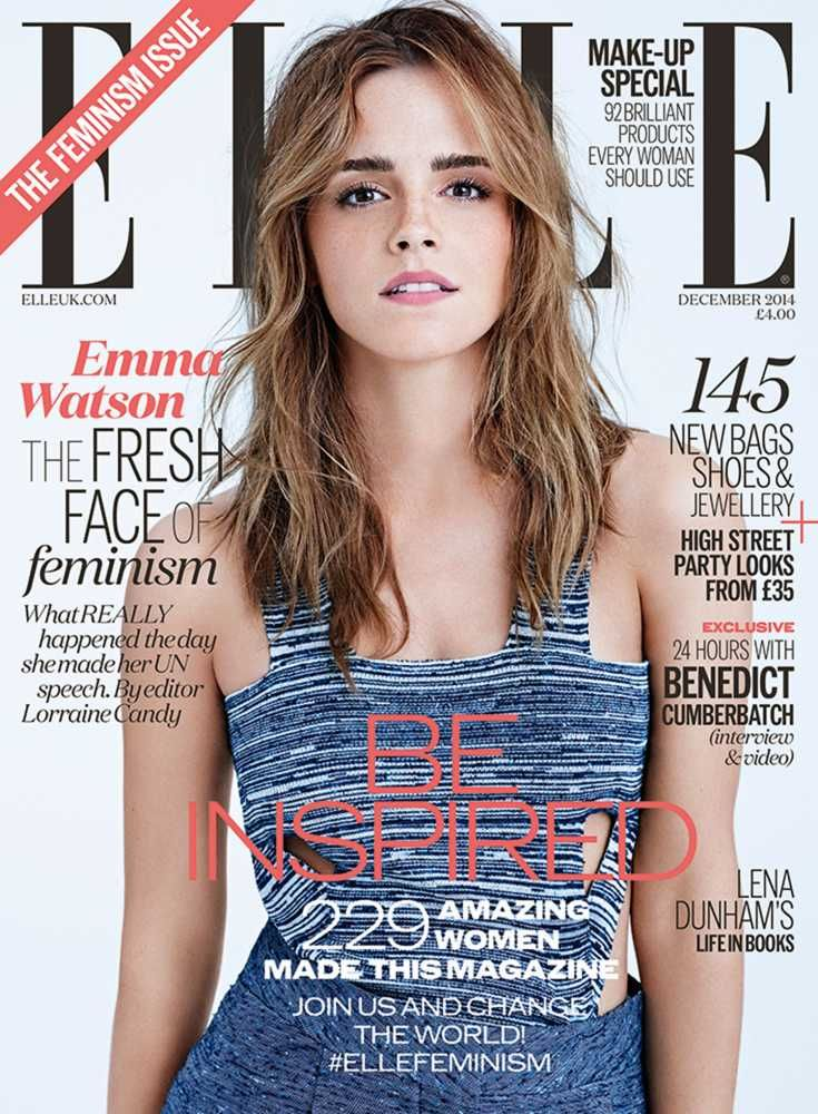 Emma Watson: Get the Cover Look | Fashion, Trends, Beauty Tips & Celebrity Style Magazine | ELLE UK