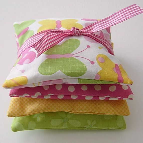 Butterfly BEAN BAGS for kids... therapy... fine motor ...games.. Set of 4 ..Butterflies ... party gifts - Girls on Etsy, Sold