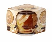 PAN AROMA SCENTED CANDLE VANILLA BREEZE