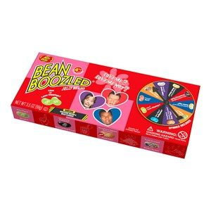 Have some fun this Valentine with the Jelly Belly Bean Boozled Love Me or Not Jelly Beans 3.5 oz Spinner Gift Box (4th Edition)
