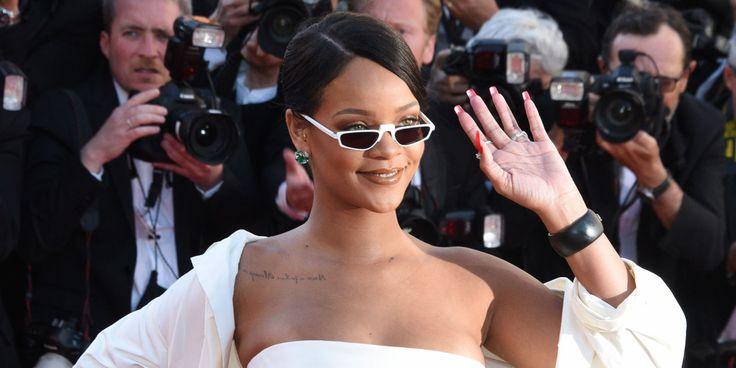 awesome Rihanna donne des conseils sur la ventilation des ventilateurs dans Twitter DM