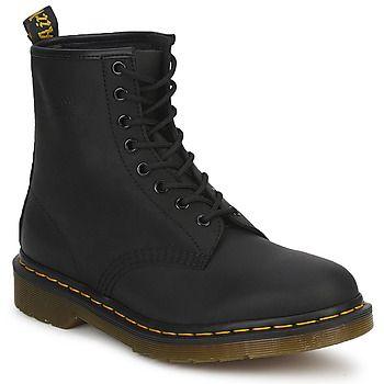 Dr Martens - Boots, Noir Mat