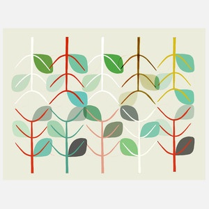 Eternal Forest Print 80x60 now featured on Fab.