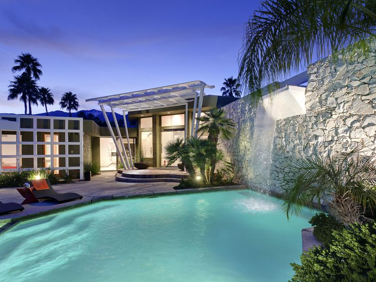258 best images about palm springs mid century modern for Century custom homes