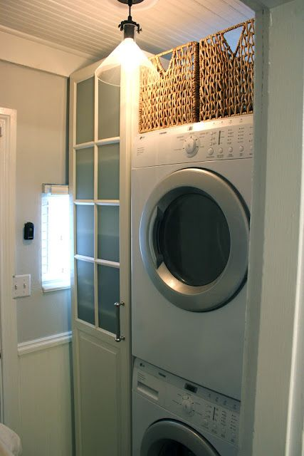 22 Best Images About Stacked Washer Dryer On Pinterest
