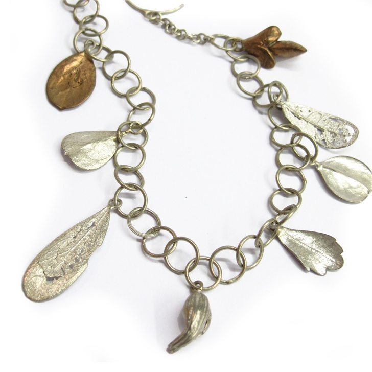 NIC BLADEN BOTANICALS.        Shop the selection of Nic Bladen bronze and silver jewellery at Africandy.com