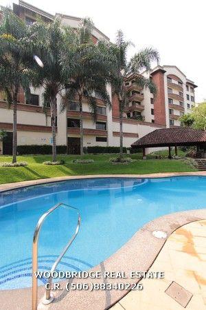 Escazu condo for rent $1.500 sale $250.000 153 mts./ alquiler venta condominios Escazu Condado Del Country