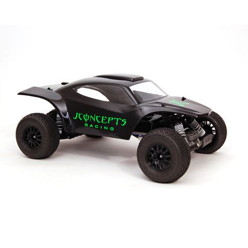 JCONCEPTS ILLUZION-BAJA- TRAXXAS SLASH DESERT BODY fit OTHER SCT's also