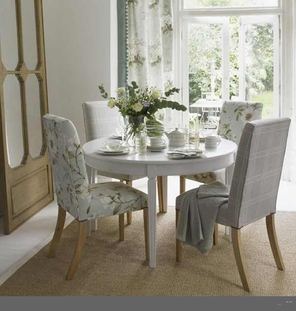 40 best round dining room table sets images on pinterest for Small dining room suites