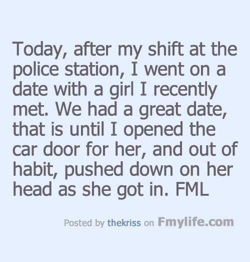 If that really happened, that is HILARIOUS :-)