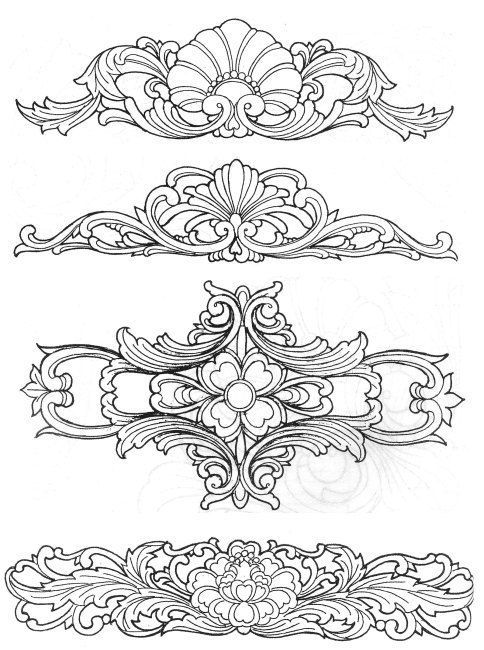 Pin By Sarah Logan On Patterns Pinterest Wood Carving Patterns