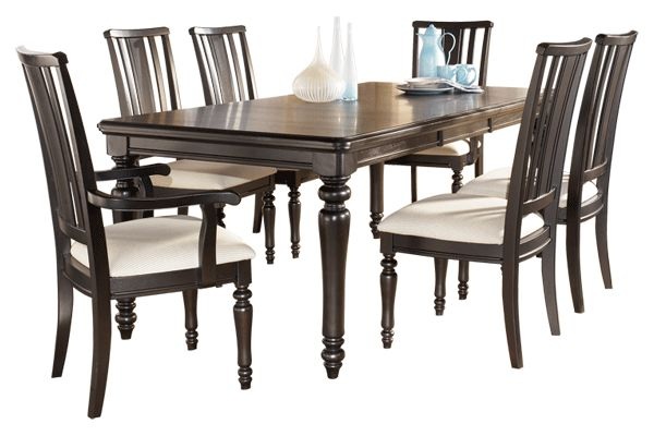 Louden Dining Table I Like The Table But Not The Chairs Oak Liquidators Ashley Furniture