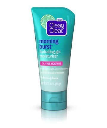 Clean n clear morning burst hydrating gel moisturizer