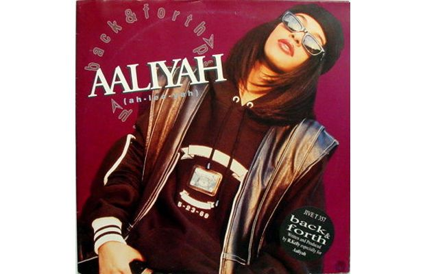 """4. """"Back and Forth"""" (1994) - The 25 Best Aaliyah Songs 