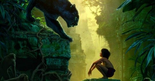The First Trailer For Disneys Jungle Book Will Give You Some Serious Chills