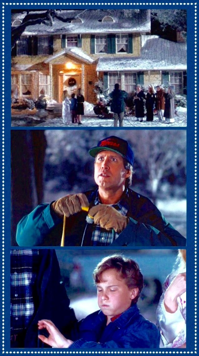 Christmas Vacation 1989 - [Clark can't get the Christmas lights to work.] CLARK Russ, we checked every bulb, didn't we? RUSTY: Sure, Dad. CLARK: Hmm... Maybe we ought to just go up there and check... RUSTY: Oh, woo. Look at the time. I gotta get to bed. I still gotta brush my teeth, feed the hog, still got some homework to do, still got those bills to pay, wash the car...