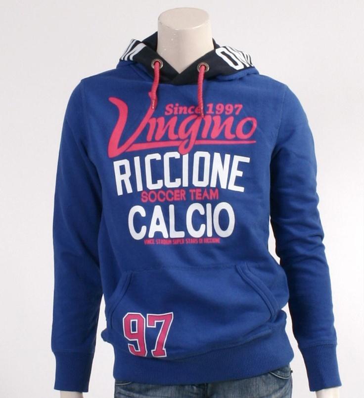 Vingino Sweater Adrezio Kobalt - NummerZestien.eu