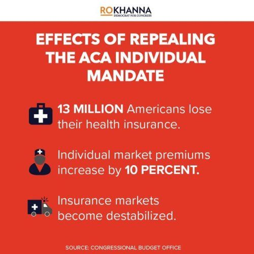 Republicans do not understand how insurance works. Trump wants to negate everything Obama accomplished. It's the worst combo.