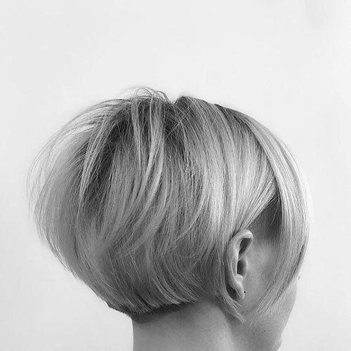 layered-pixie-bob-1 Best Short Layered Pixie Cut Ideas 2019 #pixiebob #shorthairstyles