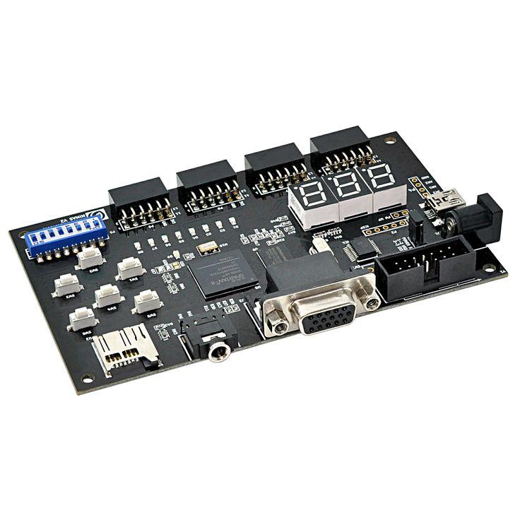 Mimas V2 Spartan 6 FPGA Board with DDR SDRAM