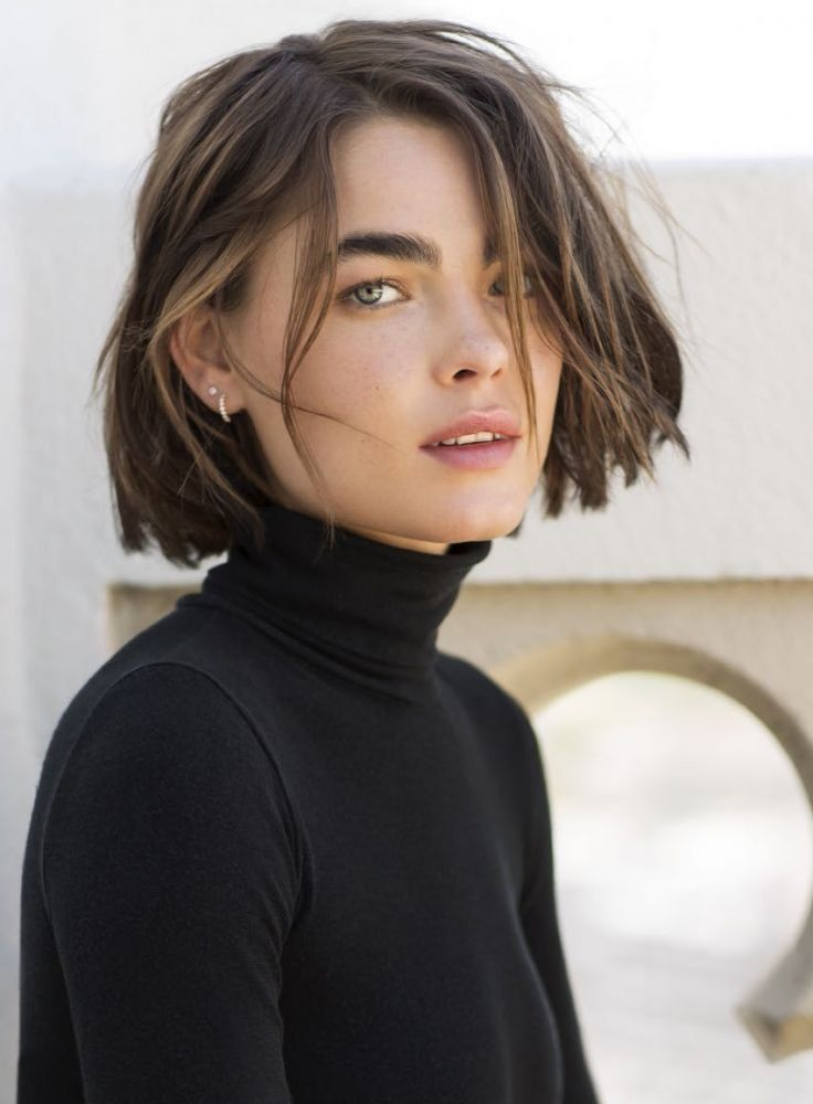 Bambi Northwood Blyth Img Models In 2020 Hair Inspiration Short Short Hair Styles Model Hair