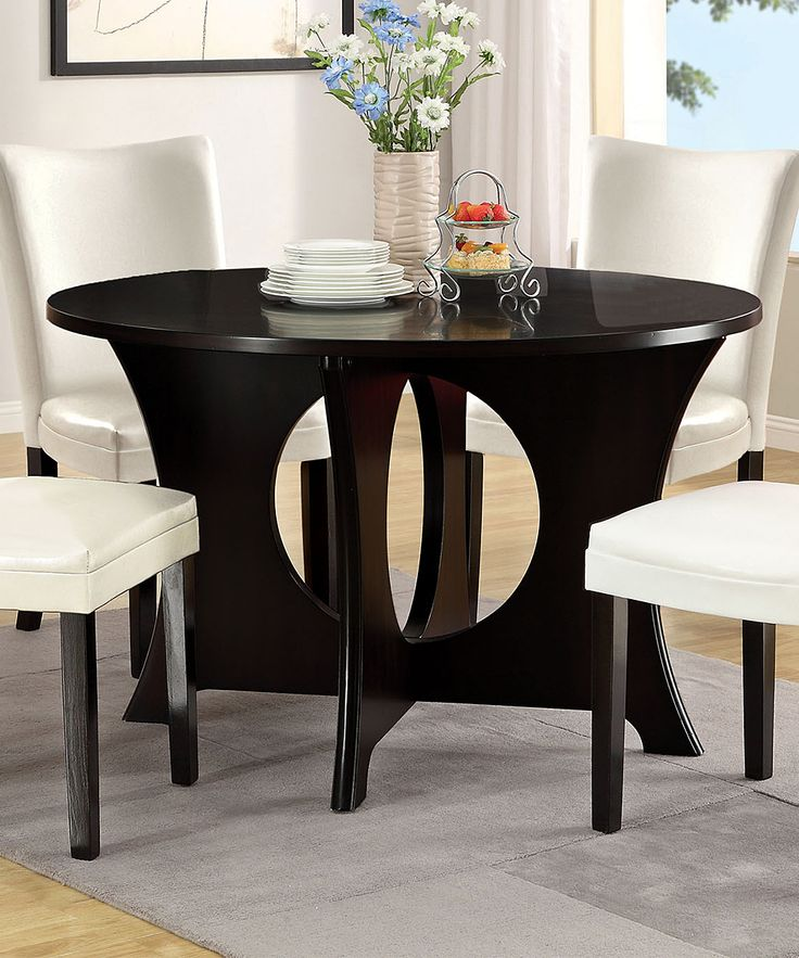 Le Cercle Round Dining Table zulily