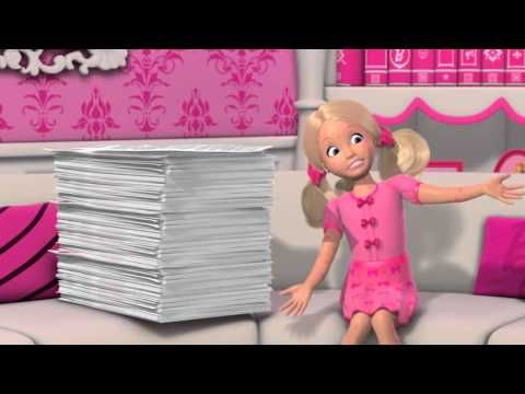 Barbie Life in the Dreamhouse Season 5 - Barbie Doctora Barbie Capítulo ...
