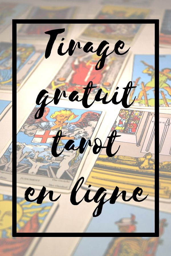Tirage Des Cartes En Ligne Carte Tarot Gratuit Tirage Carte