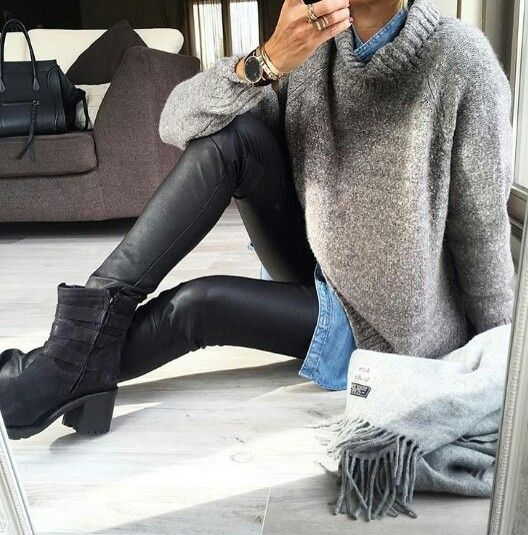 What a cute fall outfit