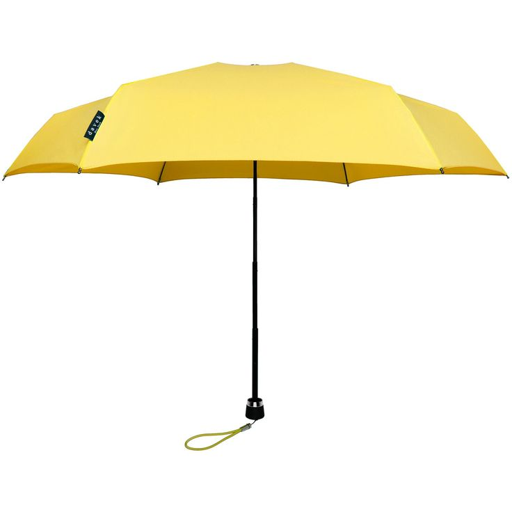 Davek Mini Umbrella - Yellow