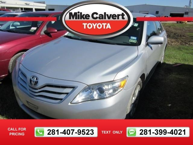 2011 Toyota Camry LE 66k miles $12,750 66194 miles 281-407-9523  #Toyota #Camry #used #cars #MikeCalvertToyota #Houston #TX #tapcars