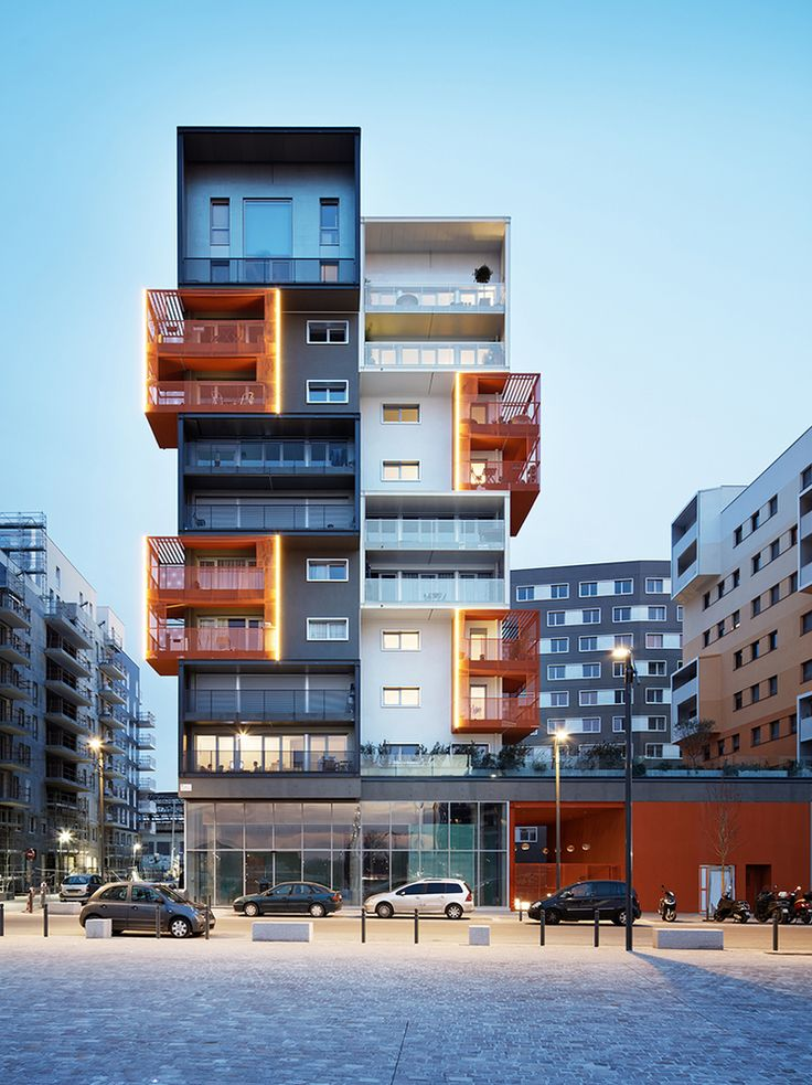 Gallery of The Docks / Atelier du Pont - 4