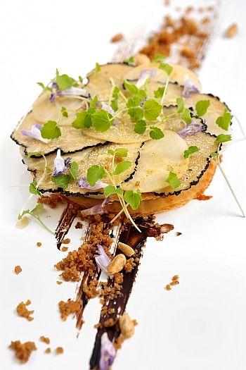 Aubergines, truffes d'été