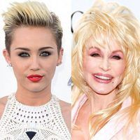"""Miley Cyrus Makes Time's 100 Most Influential People; Dolly Parton Explains Her """"Drastic"""" Makeover"""