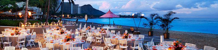 Moana Surfrider (lawn, terrace, or beach options), Hotel, Waikiki