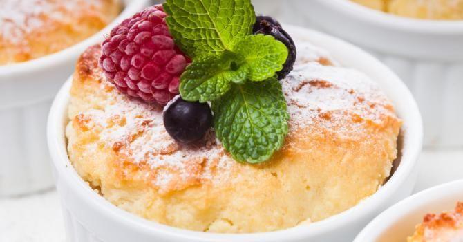 Un dessert light, c'est bien. Un dessert light qui brûle les graisses, mille fois mieux!