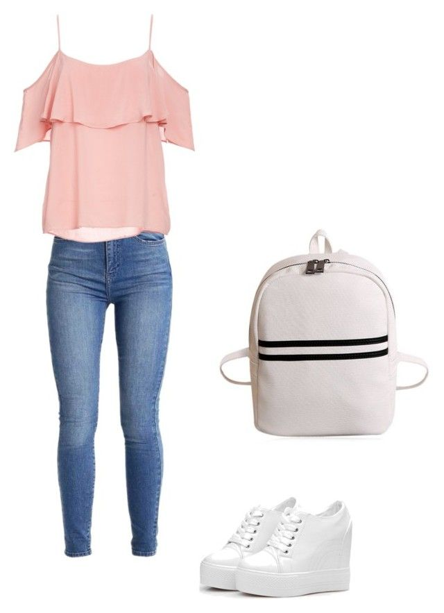 BeAsYouAre by charlotteveenman on Polyvore featuring polyvore, beauty, BB Dakota and BeAsYouAre