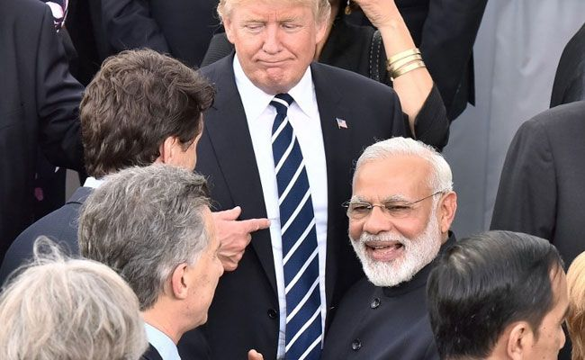 US Isolated As India, Other G20 Members Back 'Irreversible' Paris Climate Pact