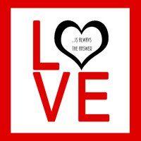 Love is always the answer - Freude am Kochen