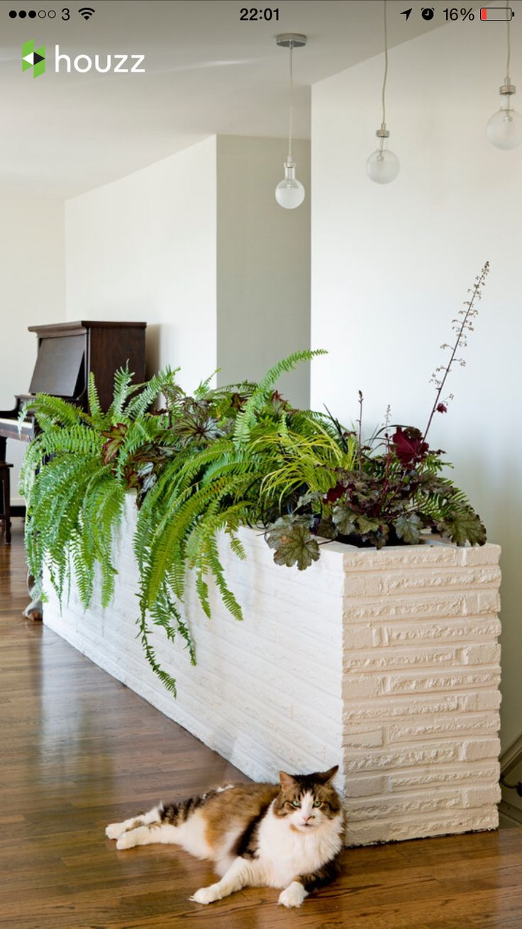 Cool built in wall pot holder 70