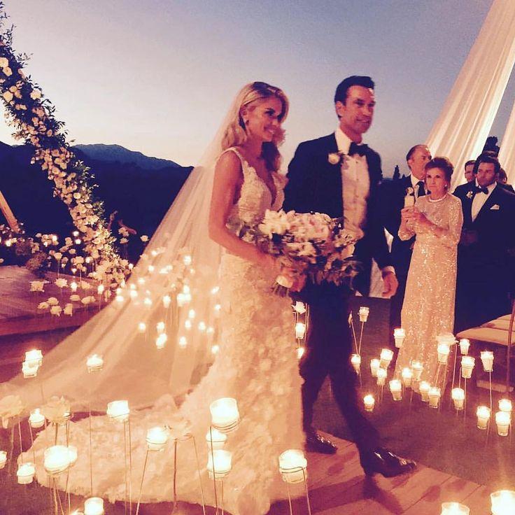 This stunning blonde bride!